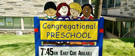 first congregational preschool congregational preschool la crosse preschool 723