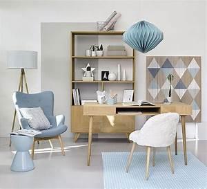 salon scandinave vintage maisons du monde living With couleur de maison tendance exterieur 1 9 clatures de bord de mer