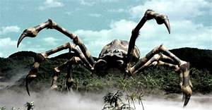 Godzilla May Tussle With A Giant Spider | Giant Freakin ...