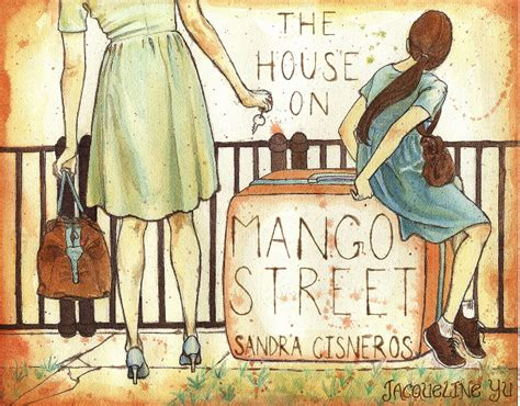 mango jacqueline yu illustration