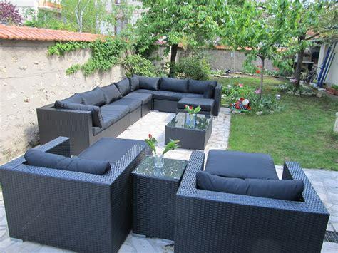 salon de jardin de qualite mobilier de jardin la touche haut de gamme pour parfaire votre ext 233 rieur home dome