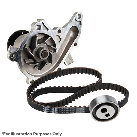 Vauxhall Timing Belt by Circoli Water Timing Belt Kit Vauxhall Insignia 2 0