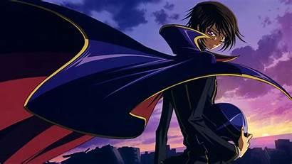Geass Lelouch Code Anime Zero Breaker Lamperouge