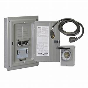 Shop Reliance Third Pole Manual Transfer Switch At Lowes Com