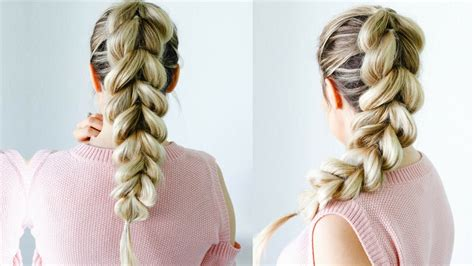 pull  braid  perfect beginner friendly