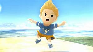 Outset Island Lucas (Super Smash Bros. for Wii U > Skins ...
