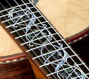 Guitar Inlays To Take Your Breath Away Part 2 - Guitar