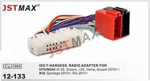 Aliexpress Com   Buy Jstmax Car Dvd Radio Stereo Iso Cable