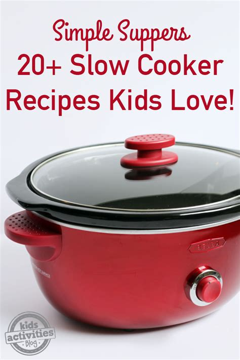 best simple cooker recipes simple suppers 20 slow cooker recipes kids love fullact trending stories with the laugh mixture