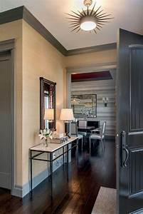 Painted, Trim, Colored, Interior, Doors, U0026, Wallpapered, Ceiling