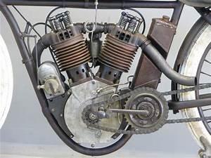 Indian 1915 8 Valve Boardtrack Racer