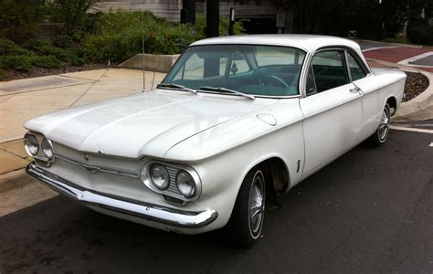 File:Chevrolet Corvair 1st gen coupe white 1.jpg ...