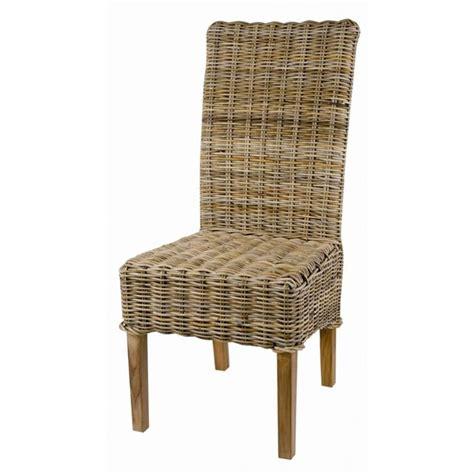 chaise rotin pas cher chaise rotin pas cher mobilier sur enperdresonlapin
