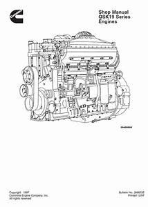 Cummins Qsk19 Series Engines Shop Manual Pdf