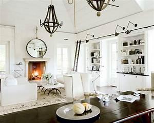 Benjamin Moore Swiss Coffee Room Lust