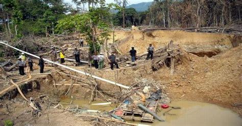 kegiatan penambangan emas ilegal  nunukan resahkan warga