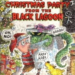 the christmas party from the black lagoon black lagoon
