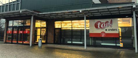 Cēsīs atvērts lielākais veikals