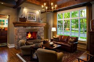 43, Cozy, And, Warm, Color, Schemes, For, Your, Living, Room
