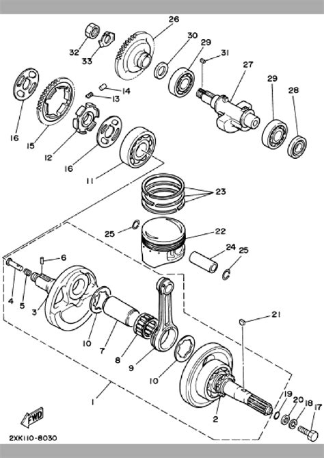 Wiring Diagram For 04 Yamaha Blaster by 3 4l Yamaha V8 Engine Diagram Auto Electrical Wiring Diagram