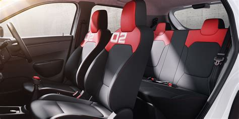 renault kwid interior seat renault india launches kwid 02 anniversary special edition