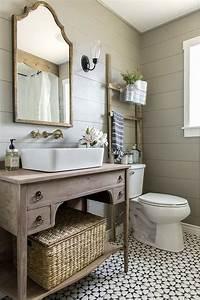 Rustic, Farmhouse, Bathroom, Ideas