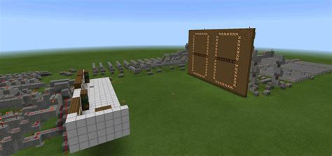 redstone calculator redstone minecraft pe maps