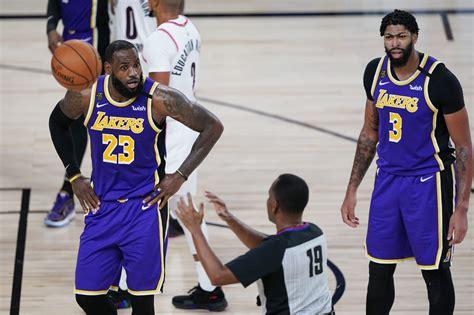 Los Angeles Lakers vs. Portland Trail Blazers Game 4 FREE ...
