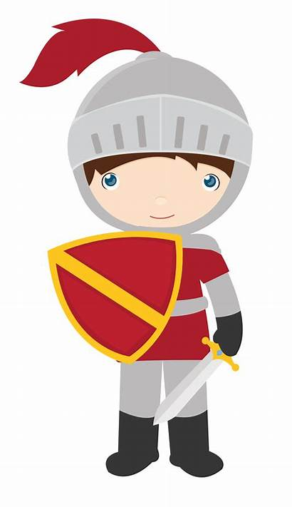 Clipart Knight Clip Knights Medieval Cartoon Castle