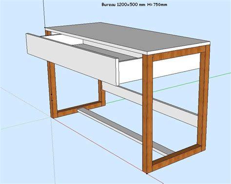 fabriquer bureau informatique fabriquer un bureau d angle maison design bahbe com