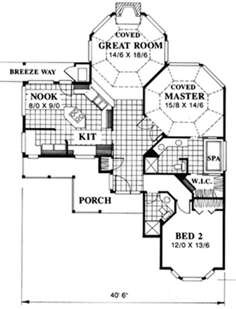 small feng shui country ranch house plans home design