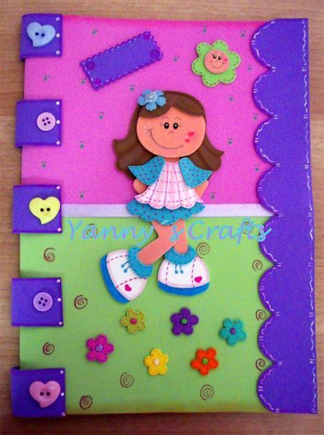 yanny 180 s crafts carpeta decorada fofuchas planas crafts and