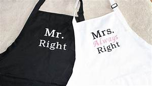 mr mrs gifts his her gifts best wedding gifts With his and his wedding gifts