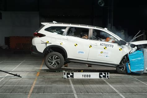 Toyota Mitsubishi by Toyota Beats Mitsubishi Xpander In Safety Rating