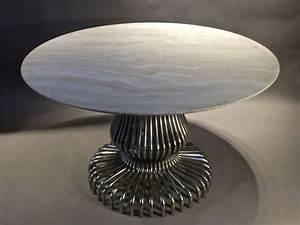 Chrome Centre Table - Stock - Decorative Antiques ...