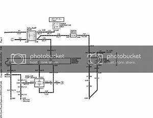 1991 Explorer Fuel System Electrical Schematic Diagram