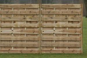 Palissade En Bois. palissade verticale en bois jardin clotures ...