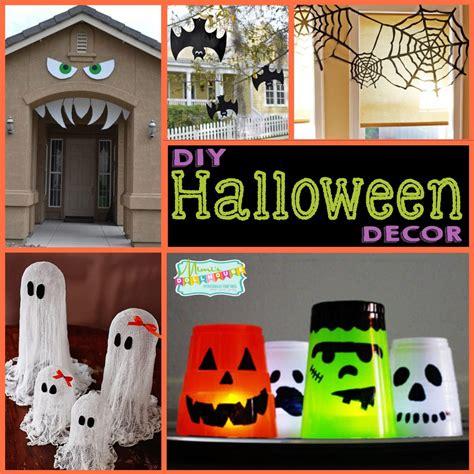 Halloween Diy Halloween Decor  Mimi's Dollhouse