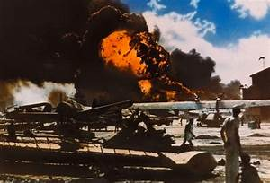 World War II in Pictures: Pearl Harbor Attack 7 December 1941