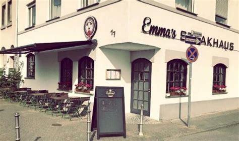 Emma's Steakhaus, Hanau  Restaurant Bewertungen