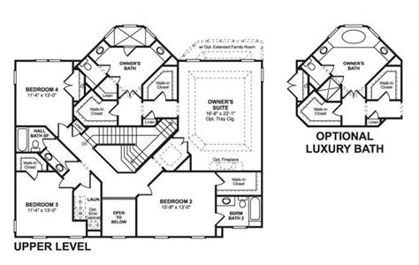 k hovnanian floor plans ohio k hovnanian fairbrooke model inspired interiors