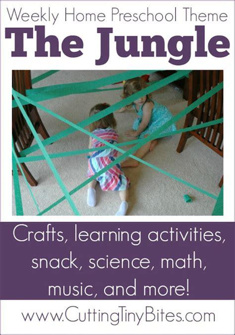 jungle theme weekly home preschool what can we do with 352 | Jungle Theme Preschool