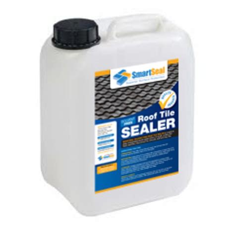 roof sealer for concrete slate and clay roof tiles