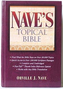 naves topical bible wikipedia