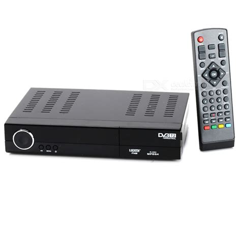 receiver für dvb t2 hd h 264 mpeg4 dvb t2 hd sdtv receiver digital television box
