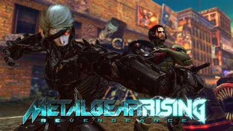 Street Fighter X Tekken Raiden X Jetstream Sam Metal