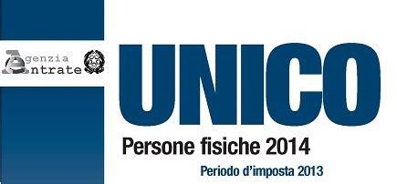 Ufficio Collocamento Savignano Sul Rubicone - modello unico persone fisiche 2014 la rete civica