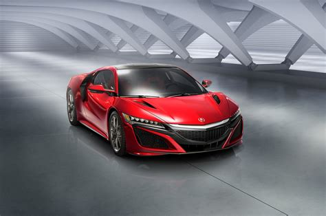 report acura nsx gt race car coming in 2017
