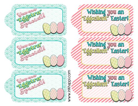 Easter Basket Labels Festival Collections Free Printable Easter Basket Name Tags Happy Easter