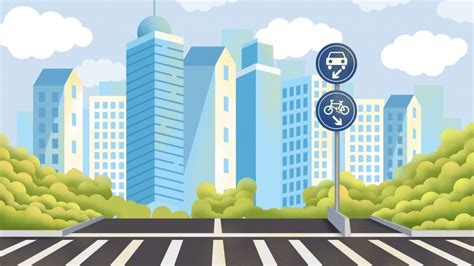 background animasi jalan raya hd  keren